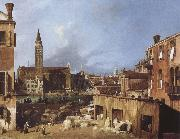 Canaletto Stenhuggarverkstaden oil painting picture wholesale
