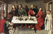 Dieric Bouts Christ in the House of Simon oil painting picture wholesale