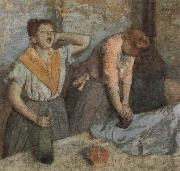 Edgar Degas Women Ironing oil painting picture wholesale
