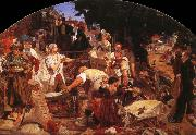 Ford Madox Brown Work oil painting picture wholesale