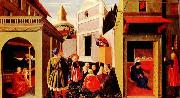 Fra Angelico Story of St Nicholas oil painting picture wholesale