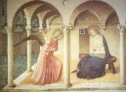 Fra Angelico The Annuciation oil painting picture wholesale