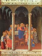 Fra Angelico Communion of the Apostles oil painting picture wholesale