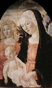 Francesco di Giorgio Martini Madonna and Child with an Angel oil painting picture wholesale