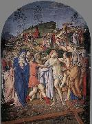 Francesco di Giorgio Martini The Disrobing of Christ oil painting picture wholesale