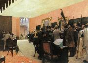 Henri Gervex The Salon Jury oil painting picture wholesale