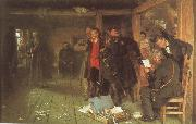 Ilya Repin Arrest oil painting picture wholesale