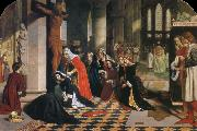 James Collinson The Renunciation of Queen Elizabeth of Hungary oil painting picture wholesale