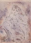 Jules Pascin Lucky girl oil painting picture wholesale