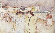 Jules Pascin River oil painting picture wholesale