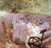 Palmer, Pauline Breakfast oil painting picture wholesale