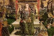 Pinturicchio The Arithmetic oil painting artist