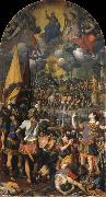 Romulo Cincinnato The Martyrdom of St Maurice oil painting picture wholesale