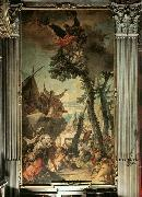 TIEPOLO, Giovanni Domenico The Gathering of Manna oil painting picture wholesale