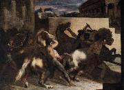 Theodore Gericault Riderless Horse Races oil painting picture wholesale