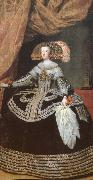 VELAZQUEZ, Diego Rodriguez de Silva y Queen oil painting reproduction