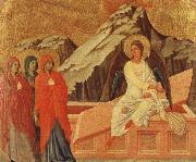 unknow artist Duccio The Holy women at the grave oil painting picture wholesale