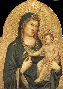 unknow artist Giotto, Madonna and child; oil painting picture wholesale