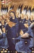 unknow artist The Wilton Diptych oil painting picture wholesale