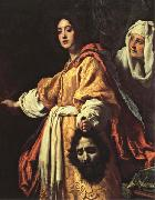 Cristofano Allori Judith and Holofernes oil painting artist