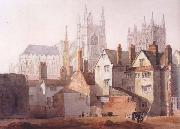 David Cox Old Westminster (mk47) oil painting picture wholesale