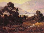 Elmer Wachtel Santa Paula Valley oil painting picture wholesale