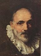 Federico Barocci Self-Portrait oil painting artist