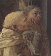 Fra Filippo Lippi Detail of the Coronation of the Virgin oil painting picture wholesale