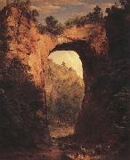 Frederic E.Church The Natural Bridge,Virginia oil painting picture wholesale