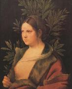 Giorgione Laura (MK45) oil painting artist