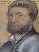 Hans holbein the younger Self-Portrait oil painting