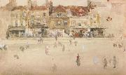 James Mcneill Whistler Chelsea Shops (mk46) oil painting picture wholesale