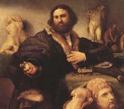 Lorenzo Lotto Andrea Odoni (mk45) oil painting picture wholesale