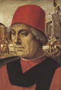 Luca Signorelli Middle-Aged Man (mk45) oil painting picture wholesale