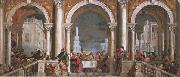 Paolo Veronese The Feast in the House of Levi oil painting artist
