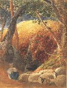 Samuel Palmer The Magic Apple Tree oil painting picture wholesale