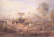 Samuel Palmer Street of Tombs,Pompeii oil painting picture wholesale