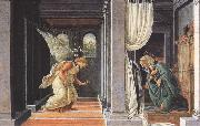 Sandro Botticelli Annunciation oil painting picture wholesale