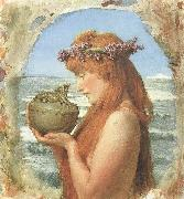 Sir Lawrence Alma-Tadema,OM.RA,RWS Pandora (mk46) oil painting picture wholesale