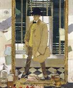 Sir William Orpen The Poet oil painting picture wholesale