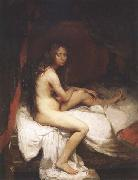 Sir William Orpen The English Nude oil painting artist
