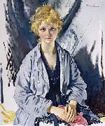 Sir William Orpen The Refugee oil painting artist