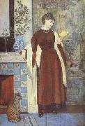 Walter Crane,RWS At Home:A Portrait (mk46) oil painting picture wholesale