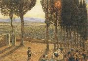 William Holman Hunt Festa at Fiesole oil painting picture wholesale