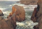 unknow artist Montara Coast oil painting picture wholesale