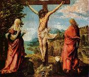 Albrecht Altdorfer Crucifixion oil painting picture wholesale