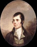 Alexander Nasmyth robert burns oil painting artist