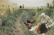 Anders Zorn vart dagliga brod oil painting picture wholesale