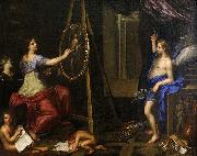 Charles Alphonse du Fresnoy Allegory of Painting, Musee des Beaux Arts, Dijon oil painting picture wholesale