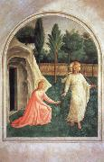 Fra Angelico Noil me tangere oil painting picture wholesale